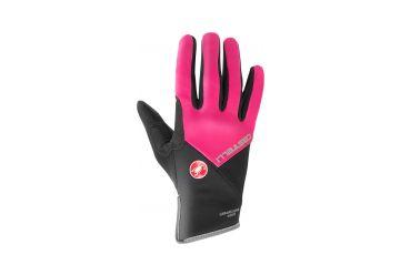 Castelli – pánské rukavice Scalda Pro W Glove, magenta/black - 1