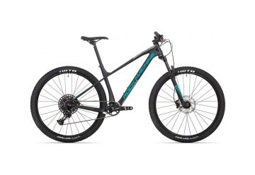 Rock Machine Blizz CRB 30-29 mat black/dark grey/petrol blue 2020 - 1