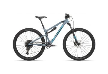 Rock Machine Blizzard XCM 30-29 mat slate grey/neon blue/black 2020 - 1