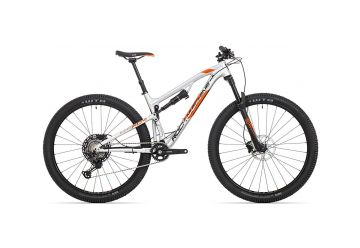 Rock Machine Blizzard XCM 70-29 gloss silver/neon orange/black 2020 - 1