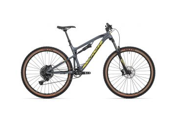Rock Machine Blizzard TRL 30-29 dark grey/yellow/black 2020 - 1
