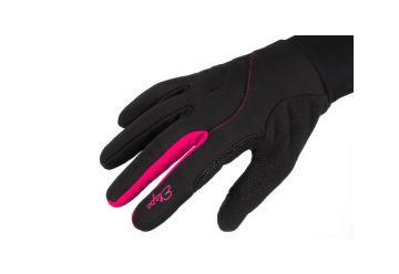 Etape - pánská bunda STRONG WS, černá/reflex - 1