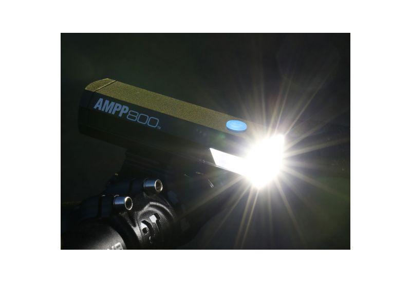 Světlo př. Cateye HL-EL088RC AMPP800 černá - 2