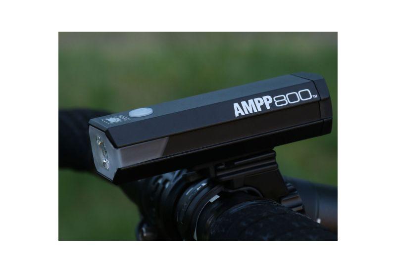 Světlo př. Cateye HL-EL088RC AMPP800 černá - 3