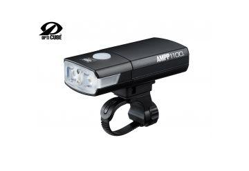Světlo př. Cateye HL-EL1100RC AMPP1100 černá - 1