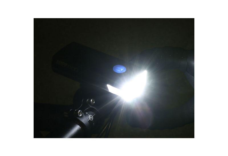 Světlo př. Cateye HL-EL1100RC AMPP1100 černá - 2