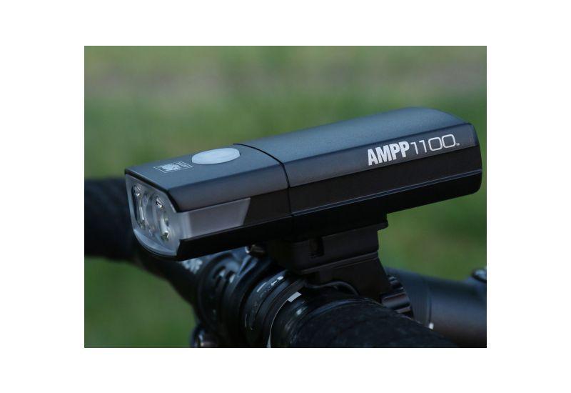 Světlo př. Cateye HL-EL1100RC AMPP1100 černá - 3