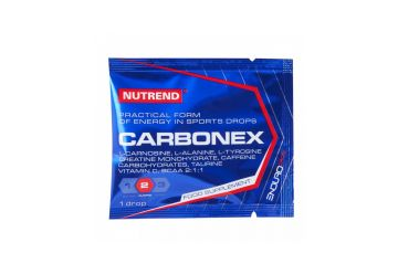 NUTREND CARBONEX energy sport tablets, 1 tableta - 1