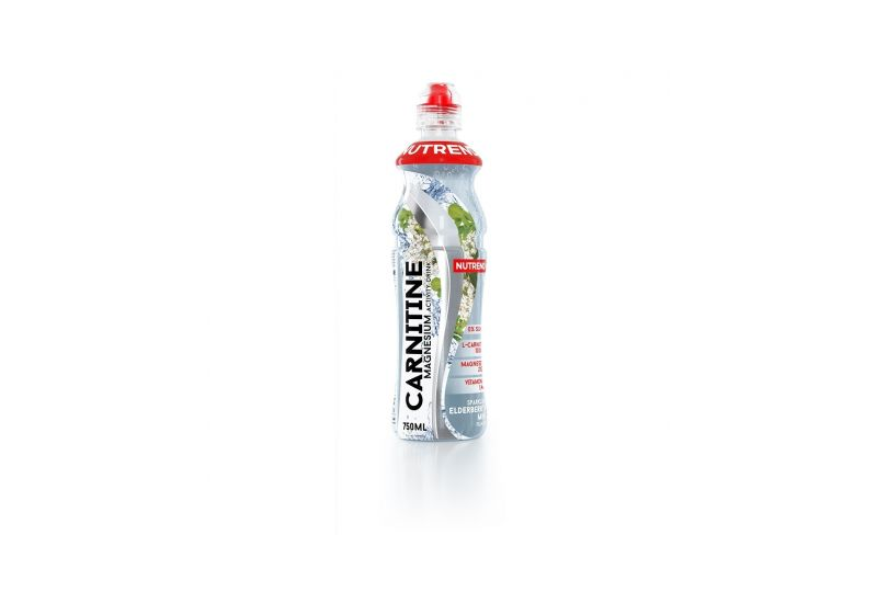 Nutrend - CARNITINE MAGNESIUM ACTIVITY DRINK,bezinka + máta - 1