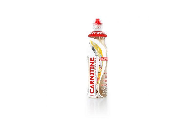 Nutrend - CARNITINE ACTIVITY DRINK with caffeine ,mango + kokos (sycený) - 1