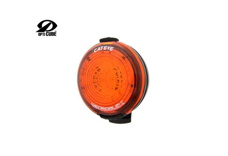 Zad. blikačka Cateye SL-WA100 Wearable X - 1