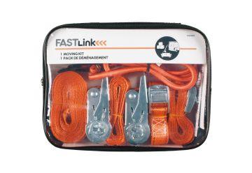 Master Lock - Set upínacích popruhů a gum - 1