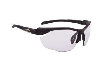 Sportovní fotochromatické brýle Alpina TWIST FIVE HR VL+,Black matt - 1