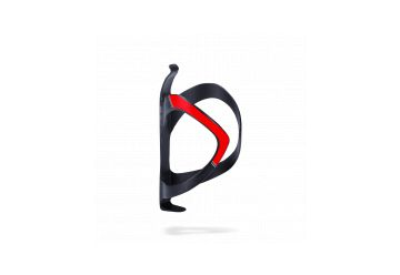 Košík BBB BBC-37 FiberCage černo/červená NEW - 1