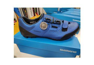 SHIMANO MTB obuv SH-XC501,modrá - 1