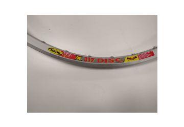 Ráfek Mavic - X317 Disk 559x17 36 děr stříbrný - 1