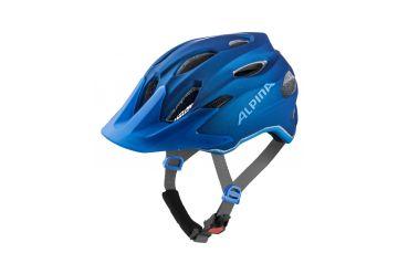 Cyklistická helma Alpina CARAPAX JR. blue - 1
