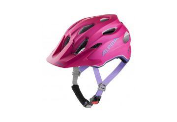 Cyklistická helma Alpina CARAPAX JR. Flash deeprose-violet - 1