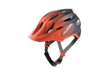 Cyklistická helma Alpina CARAPAX JR. indigo-drop - 1