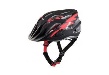 Cyklistická helma Alpina FB Junior 2.0 LE black-red matt - 1