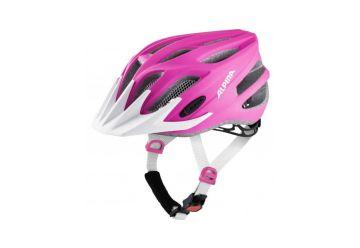 Cyklistická helma Alpina FB Junior 2.0 LE pink matt - 1
