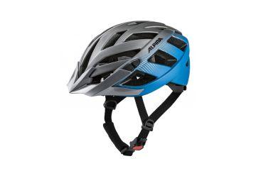 Cyklistická přilba Alpina Panoma 2.0 L.E darksilver-blue - 1