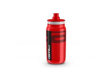 Castelli - cyklistická lahev 550 ml model 2020, red - 1