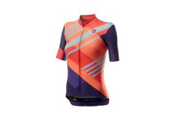 CASTELLI TALENTO LADY dres - multicolor brilliant pink - 1