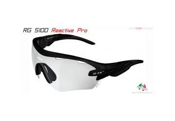 SH+ brýle RG 5100 REACTIVE FLASH SILVER,Black/ matt - 1