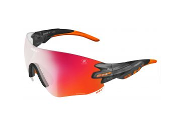 SH+ brýle RG 5200 REACTIVE FLASH,Red Graphite/orange - 1