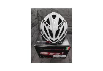 Silniční helma SH+ SHABLI S-Line GLOSSY WHITE - 1