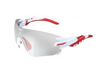 SH+ brýle RG 5200 REACTIVE FLASH,Glossy white/red - 1