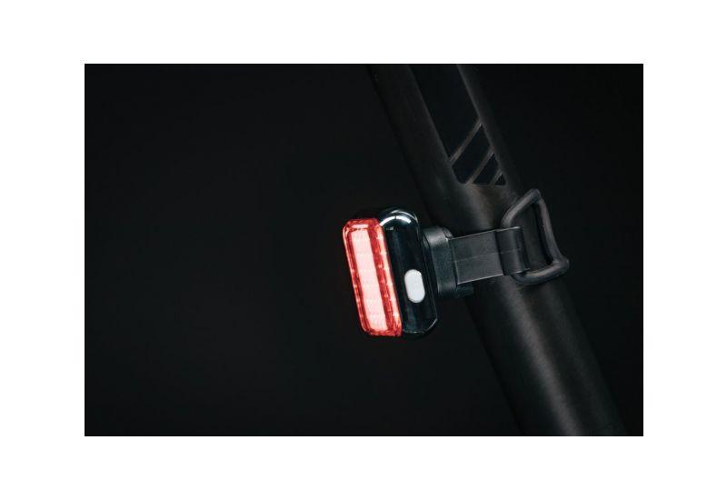 Zadní blikačka ROCK MACHINE R.Light 70 USB se senzorem pohybu - 5
