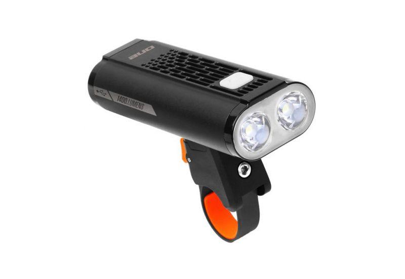 Přední světlo ROCK MACHINE F.Light 70 USB 1400 lm - 1