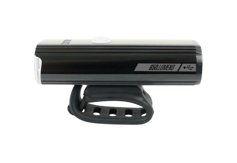 Přední světlo ROCK MACHINE F.Light 40 USB 650 lm - 4