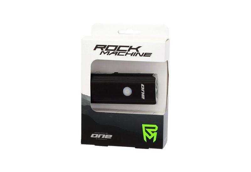 Přední světlo ROCK MACHINE F.Light 40 USB 650 lm - 6