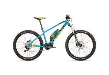 "Rock Machine Blizz e50-27+ 19"" petrol blue/radioactive yellow/black - 1"
