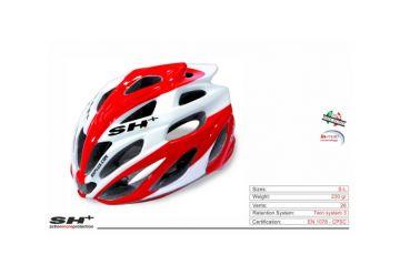 Silniční helma SH+ Shabli ,Orange flud - 1