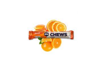 GU Chews 54g - Orange 1 SÁČEK (18 sáčků v balení) - 1
