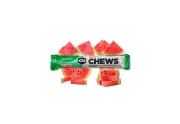 GU Chews 54g - Watermelon 1 SÁČEK (18 sáčků v balení) - 1