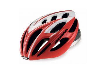 Silniční helma SH+ Shabli ,Stripes white/red - 1